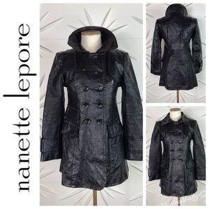 Nanette Lepore Vintage Trench Coat 🕶